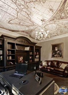 masculine home office decor | lucas patton design. | house | pinterest