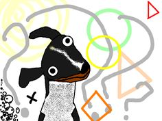 """""""Wild Animal (The Simple Dog Goes for a Joy Ride)"""" by Allie Brosh, author of Hyperbole and a Half... Trust me... you will laugh your arse off, especially if you are a dog lover/owner."""