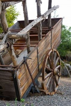 wood harvest cart - Google Search