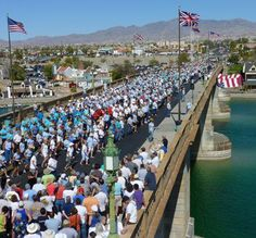 memorial day lake havasu