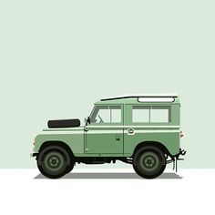 """""Car illustration - land rover"" by Rapt Design on #Society6 ~ society6.com/rapt ~ #landrover #carillustration #adventuremobile"" Photo taken by @society6 on Instagram, pinned via the InstaPin iOS App! http://www.instapinapp.com (06/05/2015)"