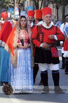 Costume di Cagliari