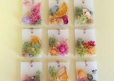 DIY花嫁さんから大注目♡プチギフトにおすすめ『アロマワックスバー』の作り方*のトップ画像