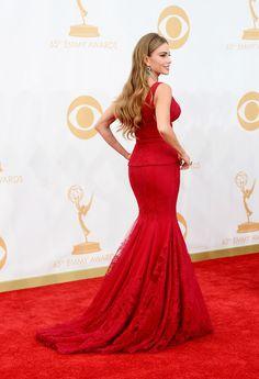 Sofia Vergara Photos: Arrivals at the 65th Annual Primetime Emmy Awards — Part 5