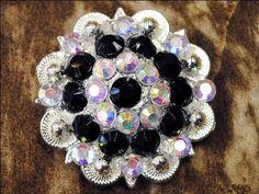Black Ab Crystals Berry Concho Rhinestone Headstall Saddle Tack Bling Cowgirl by HILASON, http://www.amazon.com/dp/B00CSRTYQO/ref=cm_sw_r_pi_dp_xTbisb178HDKZ