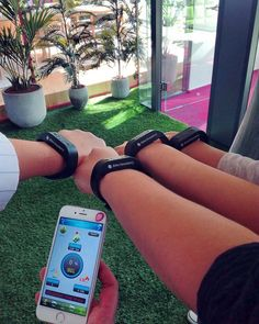 Find us at WebMasterAccess! We're giving away these amazing smart bracelets! Are you ready to get super fit?