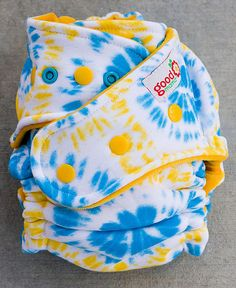 Sun Sprinkle One-Size Fitted Diaper | Flickr - Photo Sharing!