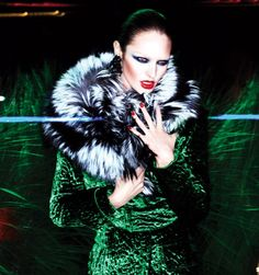 Wild! - Tom Ford #lifeinstyle #greenwithenvy