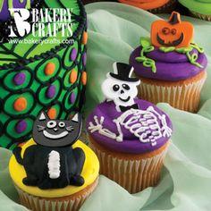 cute halloween decorations   Halloween+cupcakes+ideas+cute