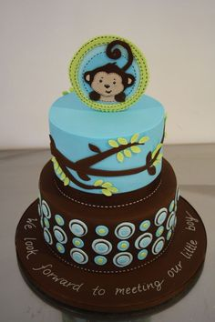 kids monkeycakes | Kids Cakes | The Cake Company
