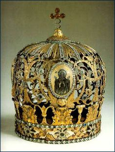 Russian Crown.1828 - from rusmueum.ru