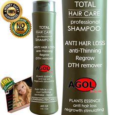 Hair Growth Stimulating Shampoo, Loss and Thinning Therapy DTH Remover from Natural Plants Extracts and Seaweed Formula Hair Care Balanced pH Decrease Dandruff & Scalp Problem . Hair Regrowth Shampoo, Scalp Problems, Anti Hair Loss, Organic Plants, Dandruff, Grow Hair, 1 Oz, Seaweed, Hair Growth
