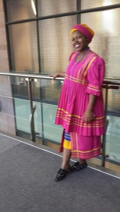 South Africa Heritage Day- Pedi Pedi, South Africa, Colour, Day, Pattern, Clothes, Design, Fashion, Tall Clothing
