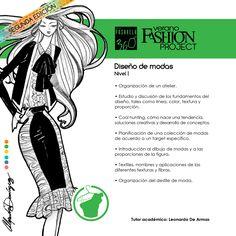#Talleres de verano: #Diseño de #moda - #VFP2013 #caracas