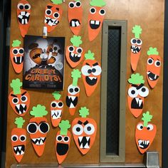 october crafts for kids Creepy Carrots is a great book for fall. Kids wil love the creepy carrot craft and writing activiies perfect for kindergarten and first grade! Halloween Art Projects, Fall Art Projects, Halloween Crafts For Kids, Fall Crafts, Fall Halloween, Holiday Crafts, Kids Crafts, Mummy Crafts, Ghost Crafts