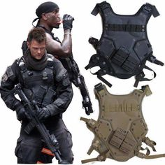 Voodoo Tactical, Tactical Armor, Plate Carrier, Suit Of Armor, Body Armor, Paintball, Armadura Cosplay, Combat Gear, Tactical Equipment