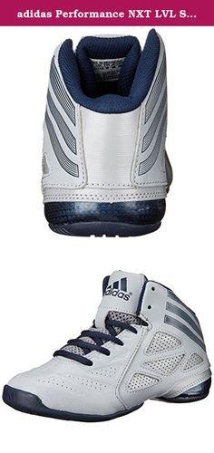 adidas Performance NXT LVL SPD Next Level Speed 2 K Mid-Cut Basketball Shoe  (Little Kid Big Kid) 299913a3ac999