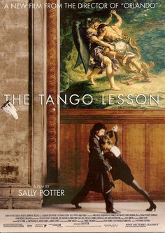 If you love Tango, you'll love this movie  US-791938  'The Tango Lesson' a film by Sally Potter