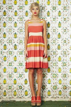 Rodrigo Mister Zimi Dress ~ my party dress for summer 2013
