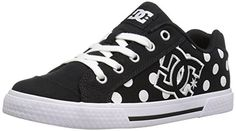 DC Womens Chelsea TX SE Skateboarding Shoe BlackWhite Print 10 B US -- Click image to review more details. This is an Amazon Affiliate links.