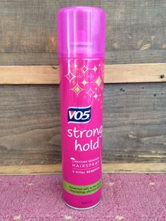 VO5 Strong Hold HairSpray
