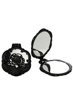 love this rose detail hand mirror - perfect for the handbag x