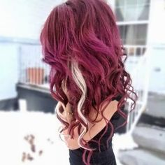 Want my hair this color!