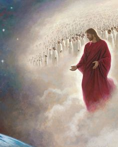 Satan doesn& demand a choice from us, but Jesus Christ does. - Jesus - Satan doesn& demand a choice from us, but Jesus Christ does. We are expected to choose Him fo - Lds Pictures, Church Pictures, Jesus Art, God Jesus, King Jesus, Arte Lds, Jon Mcnaughton, Image Jesus, La Salette