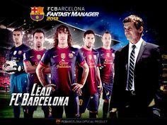 Wallpaper HD Barcelona 2013