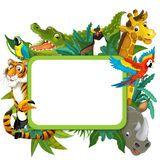 Safari De Bande Dessinée - Jungle - Encadrez Le Calibre De Frontière - Illustration Pour Les Enfants - Télécharger parmi plus de 45 Millions des photos, d'images, des vecteurs et . Inscrivez-vous GRATUITEMENT aujourd'hui. Image: 32336846
