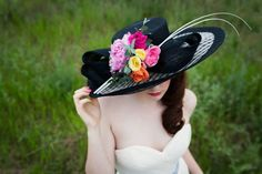 """""""My Fair Lady"""" - Styled Shoot - Inspired Bride"""