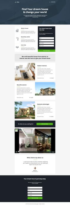 See the live template on Themeforest ➜ http://themeforest.net/item/lerive-real-estate-landing-page-for-instapage/9500324