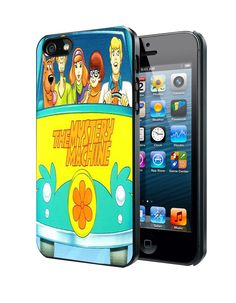 Scooby Doo in Car Samsung Galaxy S3 S4 S5 Note 3 , iPhone 4 5 5c 6 Plus , iPod 4 5 case