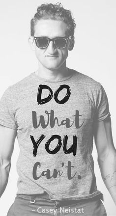 The man is well and truly back in town, Casey Neistat. Not only has Casey Nesitat been on of the biggest forms of my inspiration and motivation, he is someone that is so down to earth despite all of his massive success. If you do not currently know who Casey Neistat is, your about to find out. Your struggles in finding inspiration and motivation within your life is about to change. I hope you enjoy! Chris Jones, ZonLife Success