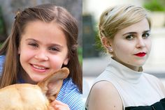 Mae Whitman as Amber Holt #Parenthood... Yeah if anyone didn't know she was the girl in Hope Floats and One Fine Day!