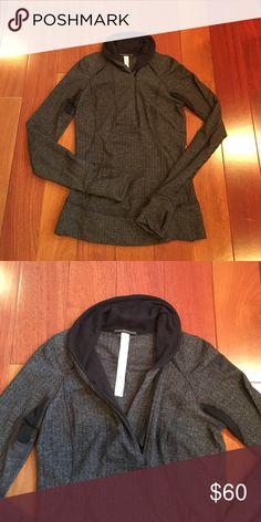 Lululemon 1/4 zip pullover, 2, Euc Euc lululemon athletica Tops Sweatshirts & Hoodies