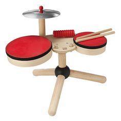LIL' DRUM SET   Toddler Drum Set, Baby Drum Set   UncommonGoods