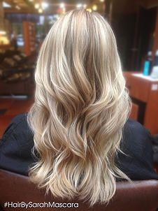 Photos of hair by Sarah Mascara
