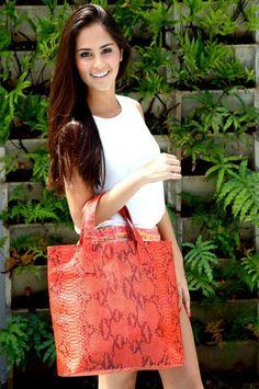 Shopping Bag Vermelha