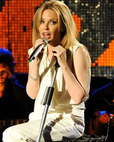 Kylie Minogue 2010