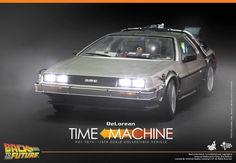 Hot Toys - Back to the Future DeLorean
