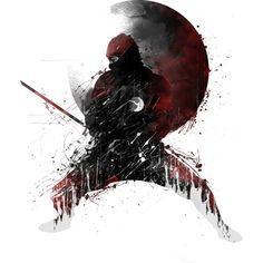 ninja art style - Google Search More