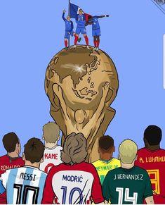 Trending Photo de Cristiano Ronaldo : Fifa world cup 2018 Football 2018, Football Is Life, Football Art, Football Memes, Soccer Skills, Soccer Games, Neymar, Messi, Funny Soccer Memes