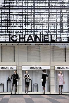 Chanel at Sogo - Taipei, Taiwan