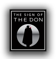 The sign of the Don - 21 St Swithins Lane City of London EC4N 8AD (from the bleeding hart chain)