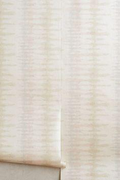 Stratus Clouds Wallpaper #anthropologie.. Hall Closet