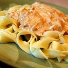 Weight Watchers Recipes with Points | Crock Pot Chicken Stroganoff - Weight Watchers 4 points +