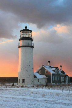 Pretty lighthouse