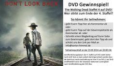 The Walking Dead Staffel 4 auf #DVD #Gewinnspiel #twd http://www.serien-himmel.de/serien/112-the-walking-dead/staffel-4/234-dvd-gewinnspiel