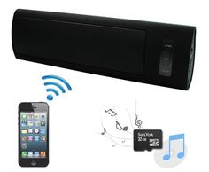 You can get it at BoomDealer.com  Free Shipping!       New Portable Mini Wireless Stereo Bluetooth Speaker with Mic TF Card Slot
